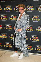 Luke Jarvis at the opening night of War Horse, at the Lyric Theatre, Star City on February 18, 2020 in Sydney, Australia