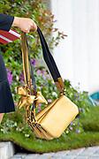 WEESP, 26-05-2020 , Smit & Zoon<br /> <br /> Koningin Maxima tijdens een bezoek aan Smit & Zoon in Weesp. Het bedrijf gespecialiseerd in producten voor leerbewerking bestaat dit jaar tweehonderd jaar. <br /> <br /> Queen Maxima during a visit to Smit & Son in Weesp. The company specializing in products for leather processing has been around for 200 years this year.
