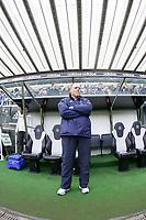Photo: Andrew Unwin.<br />Newcastle United v Tottenham Hotspur. The Barclays Premiership. 01/04/2006.<br />Tottenham's manager, Martin Jol.