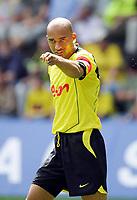 Fotball<br /> Foto: Witters/Digitalsport<br /> NORWAY ONLY<br /> <br /> 24/07/04<br /> <br /> Leonardo DEDE<br /> Fussballspieler Borussia Dortmund