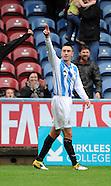 Huddersfield Town v Stevenage 081011