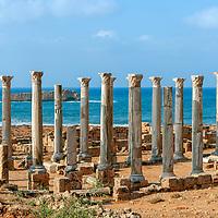 Apollonia - Libya