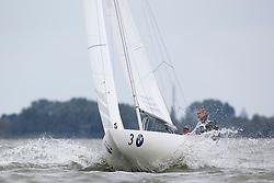 Dragon Gold Cup, Race2, 7-12 September 2014, Medemblik, The Netherlands