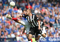 Rangers v St Mirren<br /> Scottish Cup Semi Final<br /> Hampden Park<br /> Glasgow<br /> 25th April 2009<br /> <br /> Andrius Velicka and Scott Cuthbert (St Mirren)<br /> <br /> <br /> Ian MacNicol - Colorsport<br /> <br /> Email: info@colorsport.co.uk<br /> Telephone: 01306 712233<br /> Fax: 01306 712260<br /> <br /> Address<br /> The Old Sawmill<br /> Rusper Road<br /> CAPEL<br /> Surrey<br /> RH5 5HF<br /> <br /> Registration: registration@colorsport.co.uk<br /> Sales: sales@colorsport.co.uk<br /> Enquiries: ask@colorsport.co.uk