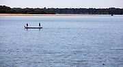 Santa Fe de Minas_MG, Brasil...Pessoas navegando no rio Sao Francisco...The people navigating in the Sao Francisco river...Foto: LEO DRUMOND / NITRO