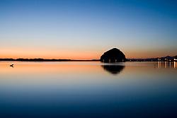 Sunset, Morro Bay, California