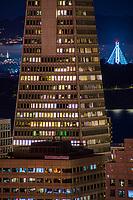 Transamerica Pyramid, Midsection