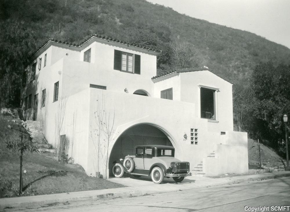 Circa 1930s 2091 Outpost Dr.
