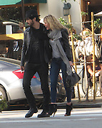 EXCLUSIVE: Hunky Canadian actor Antonio Cupo is seeing with Liam Neeson's ex girlfriend, Polish actress Kasia Wolejnio at Urth Cafe in Los Angeles, West Hollywood, CA. Cupo is currently starring in Global's hit TV mini-series, 'Bomb Girls'.<br /><br />Pictured: Antonio Cupo and Kasia Wolejnio<br /><br />Ref: SPL352276  200112   EXCLUSIVE<br />Picture by: CelebrityVibe / Splash News<br /><br />Splash News and Pictures<br />Los Angeles:310-821-2666<br />New York:212-619-2666<br />London:870-934-2666<br />photodesk@splashnews.com