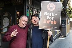 Bi-Fab Demonstration | Edinburgh | 16 November 2017