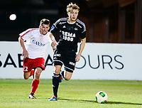 Fotball , 2. februar 2014 , Privatkamp , <br /> Rosenborg - Costuleni<br /> Alexander Søderlund , RBK<br />  Sergei Mocanu , Costuleni
