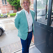 NLD/Amsterdam/20130621 - Boekpresentatie Happy Go Beauty van Tom Sebastian, Roy Harms
