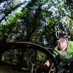 20160526: SLO, Paralympic Games - Primoz Jeralic during media day of ZSIS-POK