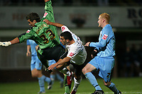 Photo: Rich Eaton.<br /> <br /> Hereford United v Coventry City. Carling Cup. 22/08/2006.