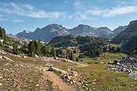 Island Lake Trail Wind River Range Wyoming