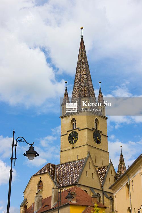 Evangelical Church of Sibiu, Romania