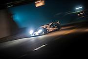 Chris Dyson, Guy Smith and Steven Kane, Dyson Racing Team Inc. (P1) Mazda Flybrid Lola B12/60 , Petit Le Mans. Oct 18-20, 2012. © Jamey Price
