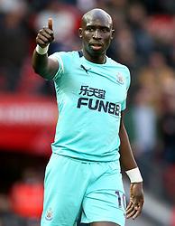 Newcastle United's Mohamed Diame