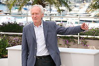 Jean-pierre Dardenne, Jury De La Cinéfondation photocall at the 65th Cannes Film Festival France. Wednesday 23rd May 2012 in Cannes Film Festival, France.