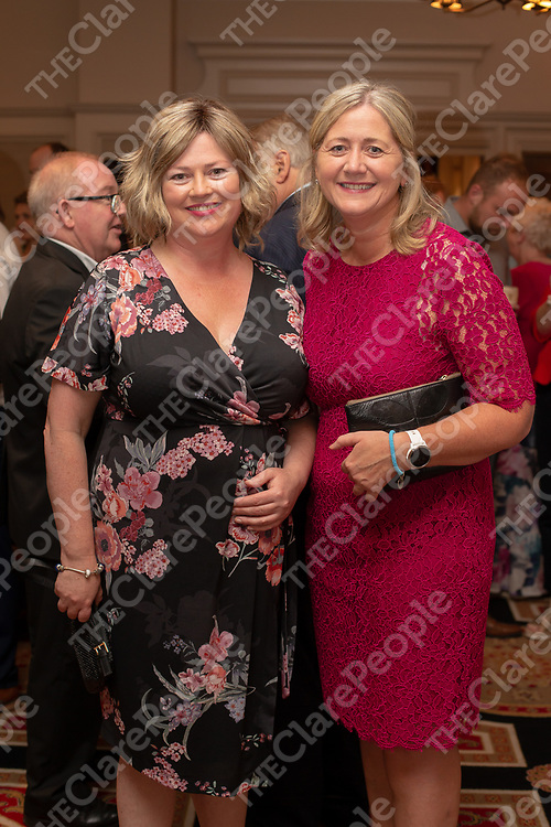 Rosemary McArdle from Oracle and Ingrid Fallon from Tierneys