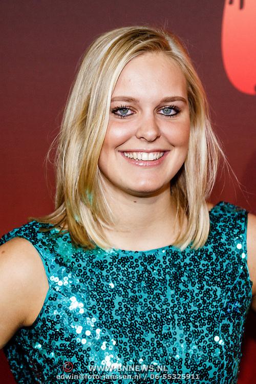NLD/Amsterdam/20151215 - NOC / NSF Sportgala 2015, Sharon van Rouwendaal
