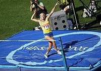 Friidrett, 6. august 2005, VM Helsinki, <br /> World Championship in Athletics<br /> Carolina Klüft, SWE, heptathlon