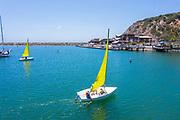 Sailing Lessons in Dana Cove