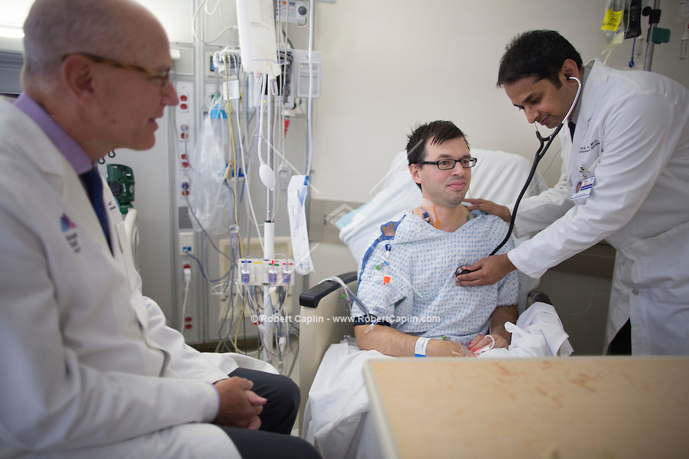 Mount Sinai Heart <br /> <br />  Photo © Robert Caplin