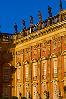 New Palace (Neues Palais), Sanssouci Park (a UNESCO World Heritage site), Potsdam, Germany