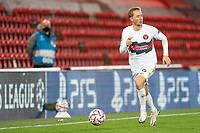 Football - 2020 / 2021 Champions League - Group D - Liverpool vs FC Midtjylland - Anfield<br /> <br /> Midtjylland's JOEL ANDERSSON<br /> <br /> COLORSPORT/TERRY DONNELLY