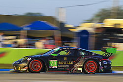 March 15, 2019 - Sebring, UNITED STATES OF AMERICA - 86 MEYER SHANK RACING W / CURB AGAJANIAN (USA) ACURA NSX GT3 GTD MARIO FARNBACHER (CHE) TRENT HINDMAN (USA) JUSTIN MARKS  (Credit Image: © Panoramic via ZUMA Press)