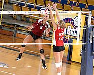 Sunbelt Volleyball Match 3 - Western Kentucky vs Troy (Nov 17 2011)