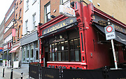 Grogans pub, The Castle Lounge bar, South William Street, city centre Dublin, Ireland, Irish Republic