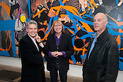 NIKKI BELL; JAMES PUTNAM; BEN LANGLANDS, Miroslaw Balka/John Baldessari Opening Reception, Tate Modern. Monday 12 October
