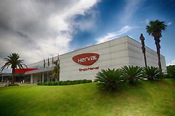 Sede do Grupo Herval, na cidade de Dois Irmãos. FOTO: Jefferson Bernardes/Preview.com