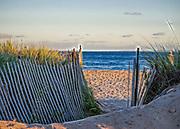 East Beach Fences