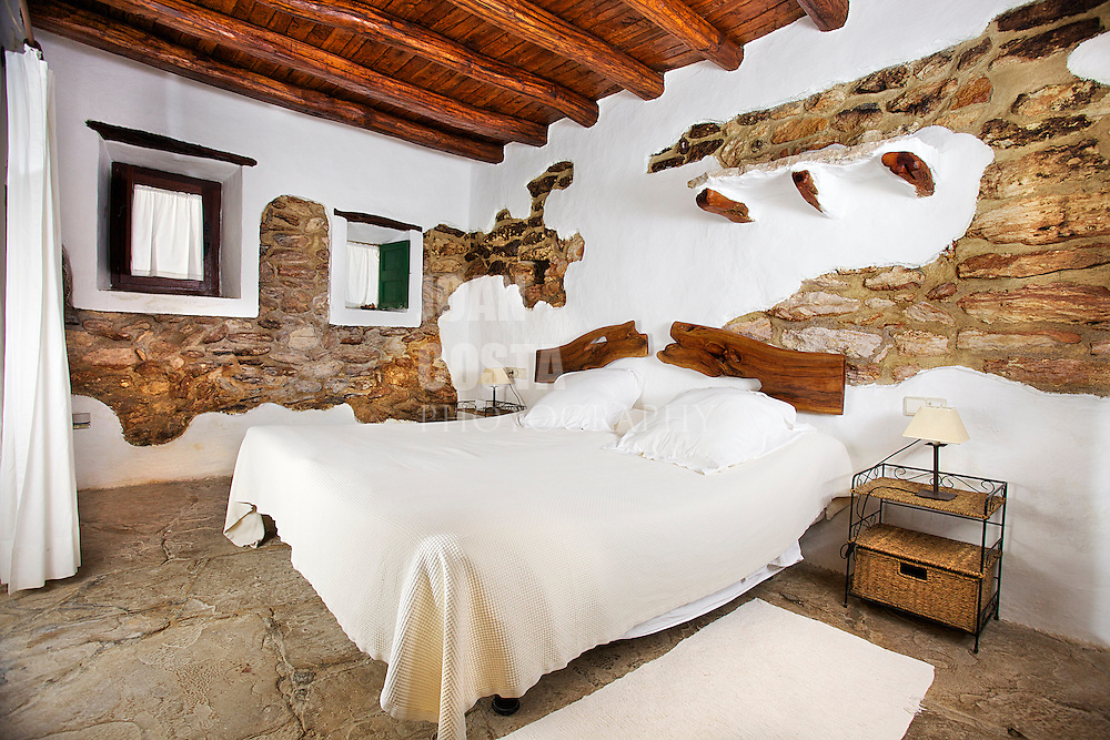 02/Junio/2013 Ibiza. Sant Joan<br /> Agroturismo Ca n'Escandell. <br /> Habitaciòn Sa Casa de Baix<br /> <br /> ©JOAN COSTA