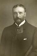 '(Samuel) Luke Fildes, RA (1844-1927) English artist and illustrator, pictured c1890.'