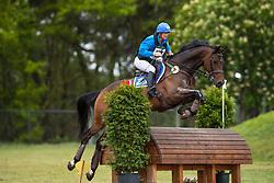 Donckers Karin, BEL, Ludique du Couer des Collines<br /> Grandorse Horse Trials - Kroneneberg 2019<br /> © Hippo Foto - Dirk Caremans<br /> 05/05/2019