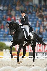 Von Bredow-Werndl Jessica, (GER), Unee BB<br /> Grand Prix Special<br /> European Championships - Aachen 2015<br /> © Hippo Foto - Dirk Caremans<br /> 15/08/15