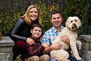 Johnson and Murrah Family Portrait 2021