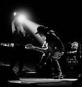Bono and the Edge Live - Wembley Stadium - Joshhua Tree tour 1987
