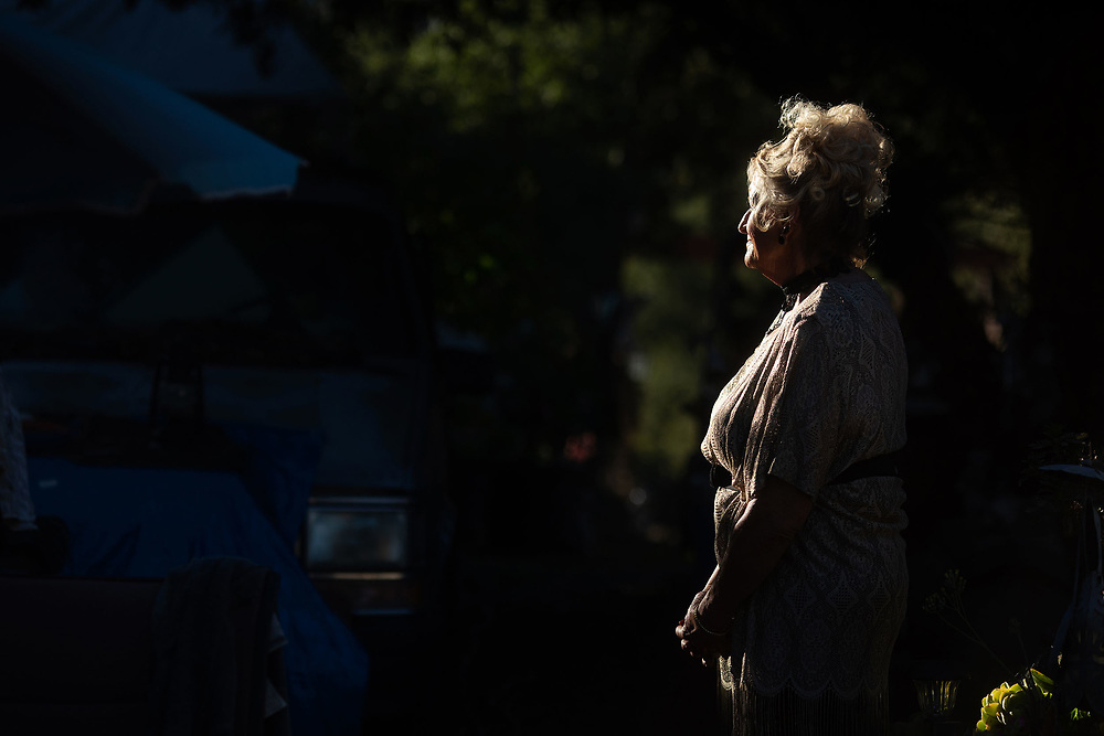 Oct. 7, 2019 | Jamul, Calif. | Vicky Wittorff is photographed at her home