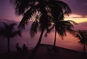 Sunset, Little Palm Island, Florida Keys, Florida<br />