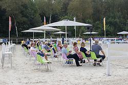 Public<br /> Nationaal Kampioenschap KWPN<br /> 3 jarige springmerries<br /> © Hippo Foto - Dirk Caremans<br />  15/08/2020