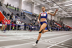 USATF Indoor Track and Field Championships<br /> held at Ocean Breeze Athletic Complex in Staten Island, New York on February 22-24, 2019; Pentathlon, Nike, High School, FK Elite,