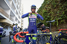 CYCLISME : Entrainement Equipe Groupe Gobert - Training Session - 11 January 2018
