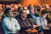 Satellite Industry Symposia - GEISTLICH -audience