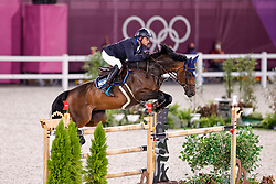 Michan Alberto, ISR, Cosa Nostra, 352<br /> Olympic Games Tokyo 2021<br /> © Hippo Foto - Dirk Caremans<br /> 06/08/2021
