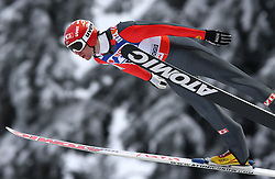 Anders Bardal of Norway at Normal Hill Individual Ski jumps at FIS Nordic World Ski Championships Liberec 2008, on February 21, 2009, in Jested, Liberec, Czech Republic. (Photo by Vid Ponikvar / Sportida)